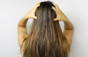 ginger promotes natural hair growth